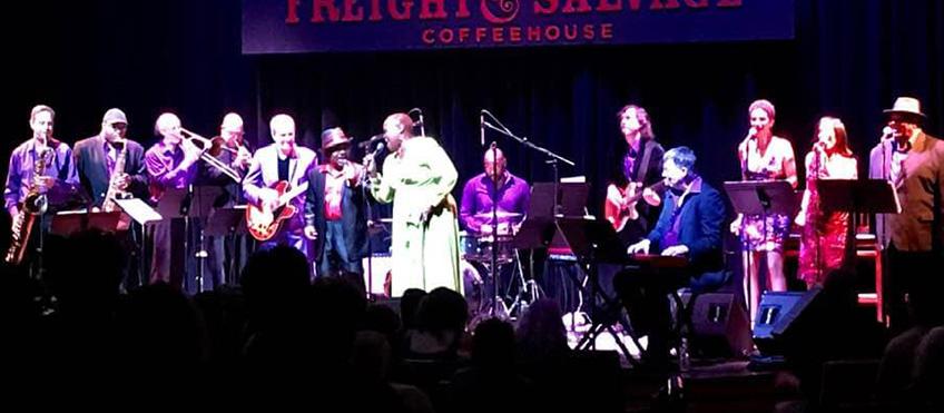 Anthony Paule Soul Orchestra full