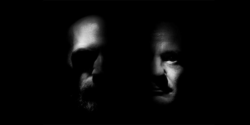 Michele Bacci e Alessandro Zurla - fotografia di Marco Mioli per il volume