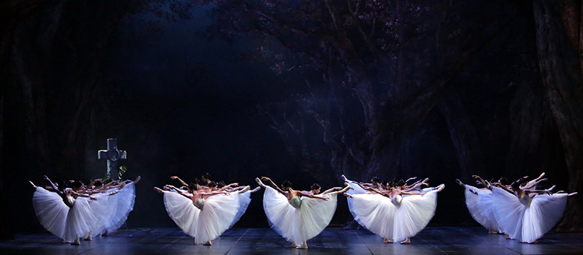 Giselle - Corpo di Ballo Teatro alla Scala © Brescia e Amisano Teatro alla Scala