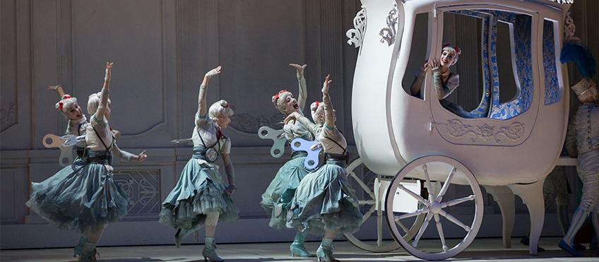 La Cenerentola - Foto Yasuko Kageyama © Teatro dell'Opera di Roma
