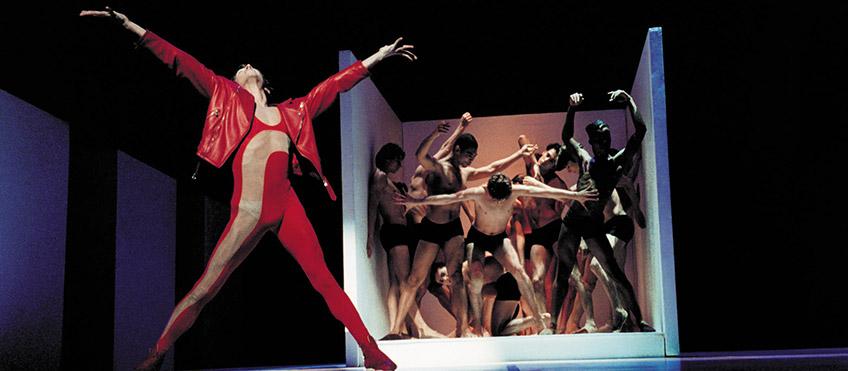 Le Presbytère n'a rien perdu de son charme, ni le jardin de son éclat_Béjart Ballet Lausanne © François Paolini