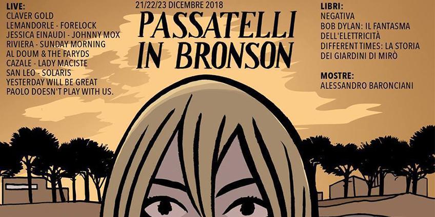 Passatelli in Bronson 2018