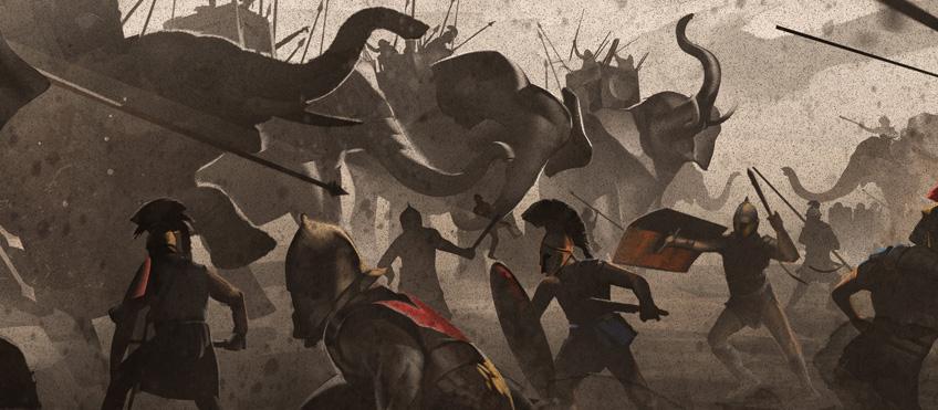 Illustrazione Giovanni Maisto, Art Direction TWOSHOT e Gli Orsi Studio