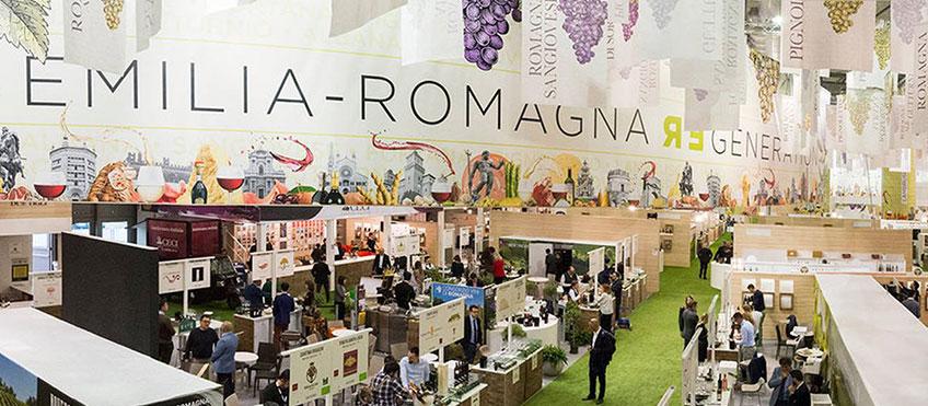 Padiglione 1 Emilia-Romagna - foto di Enoteca Regionale Emilia-Romagna