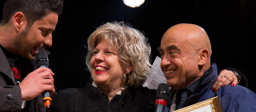Premio Carta Canta a Paolo Cevoli - foto di Enoteca Regionale Emilia-Romagna