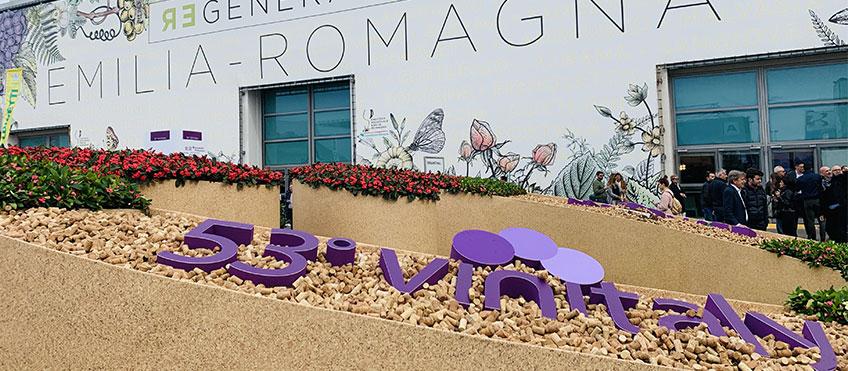 Esterno Padiglione 1 Emilia-Romagna