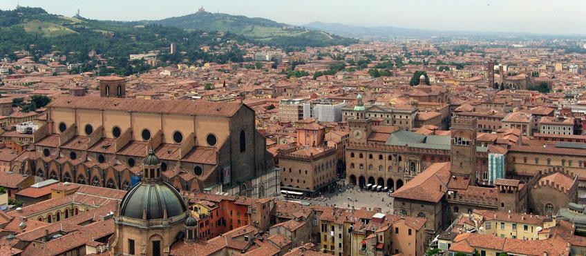 Bologna - Immagine tratta da www.wikipedia.org