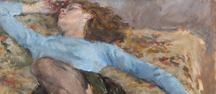 Ugo Guidi, Riposo, collezione privata