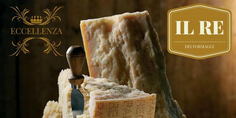 Il Parmigiano Reggiano