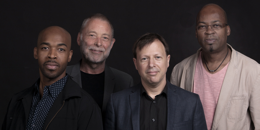 Aziza featuring Dave Holland, Chris Potter, Lionel Loueke, Eric Harland (Ph.@Govert Driessen)