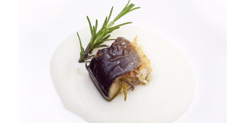 L'anguilla del ristorante la Capanna di Eraclio
