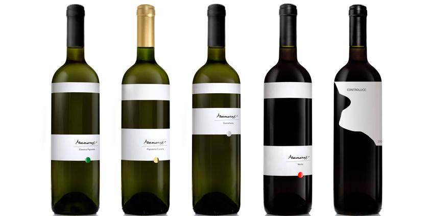Azienda Manaresi - bottiglie