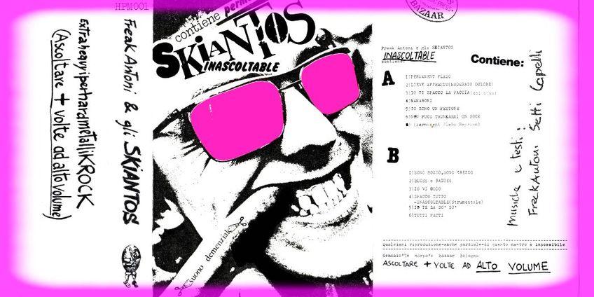 Skiantos, Inascoltable (1977)
