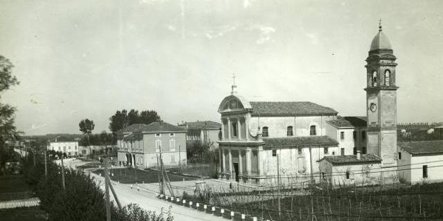 Il patriarca di Gualtieri. Foto: Biblioteca Panizzi - Reggio Emilia