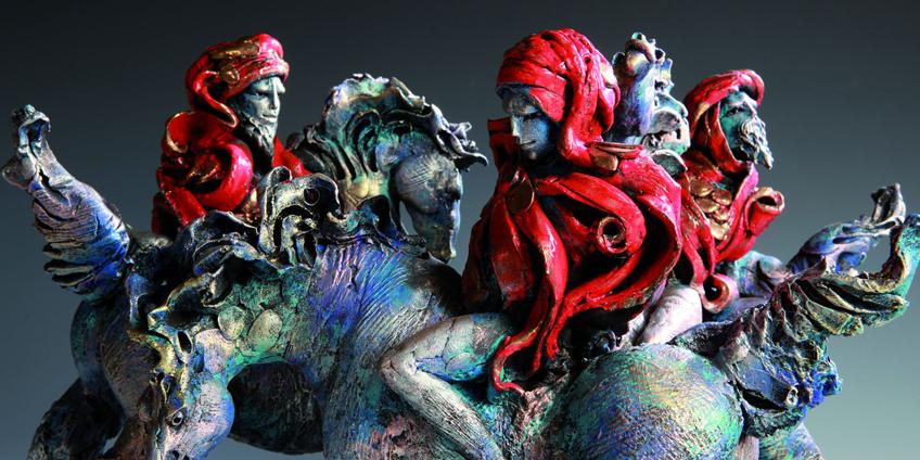 """Carlo Zoli, """"Sapienza, Saggezza, Devozione"""" (2010)"""