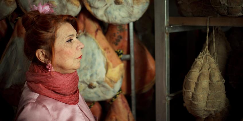 La Signora Matilde, foto di scena
