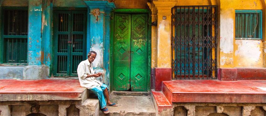 Kolkata - fotografia di Arka Dutta