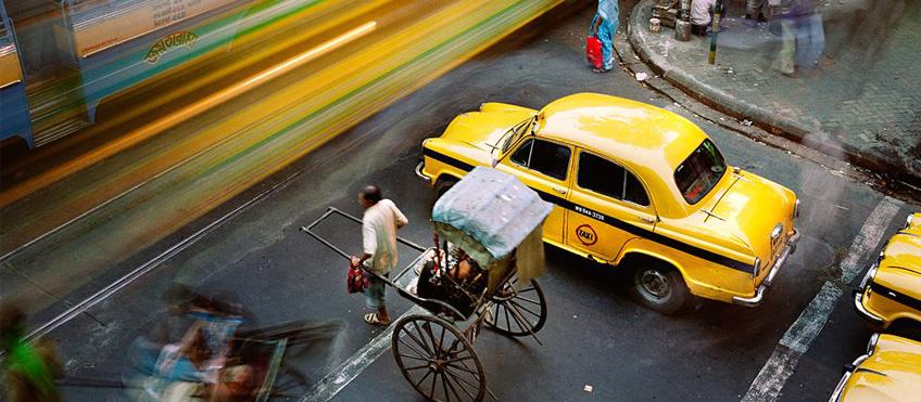 Kolkata - fotografia di Martin Roemers
