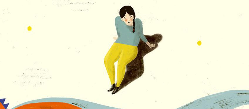 Particolare da un'illustrazione di Daniela Tieni
