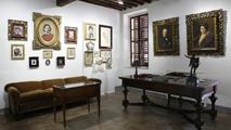 Una stanza de Museo