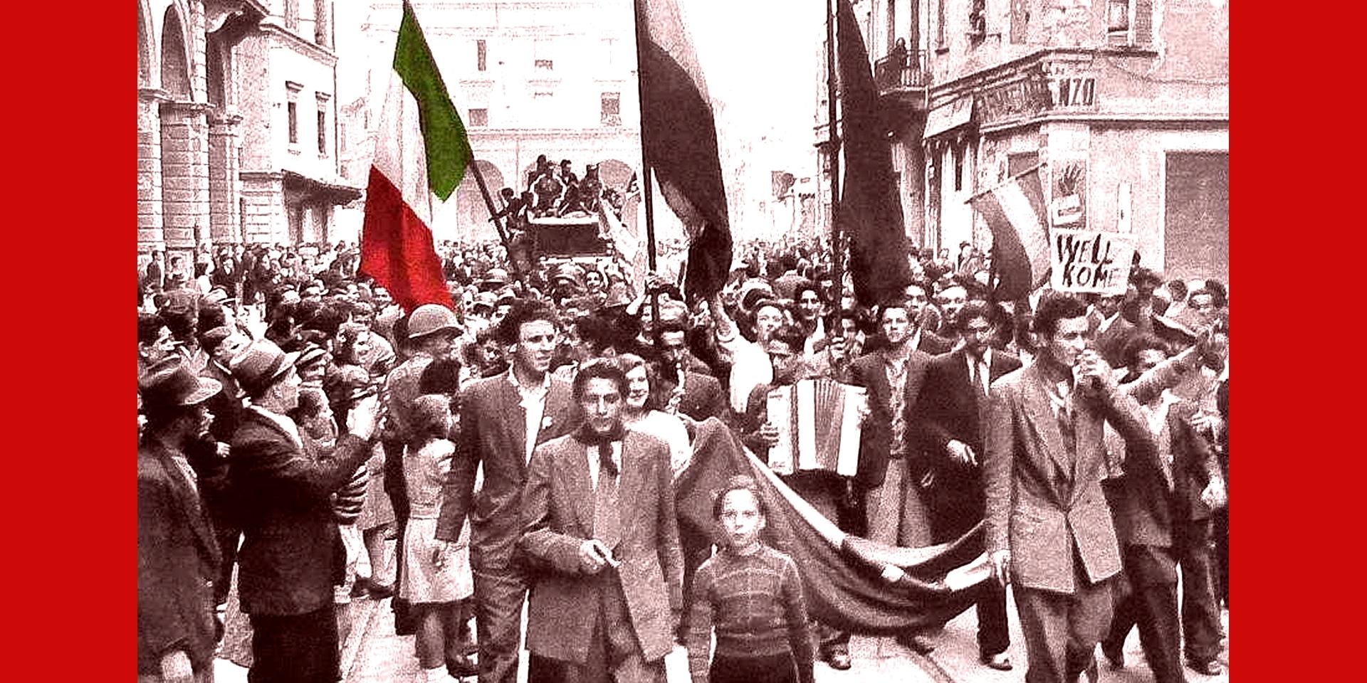 Liberazione Bologna