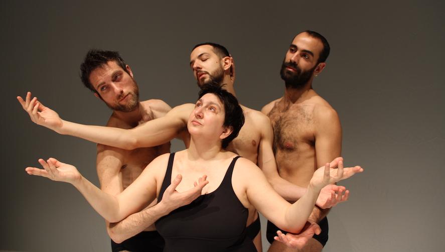 Danza Graces Di Silvia Gribaudi Ph Matteo Maffesanti