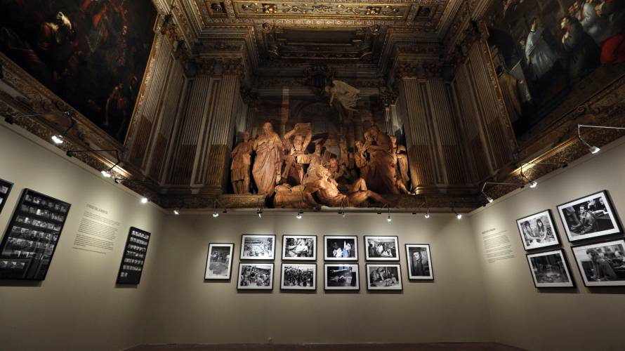 Criminis Imago, la mostra a Santa Maria della Vita a Bologna