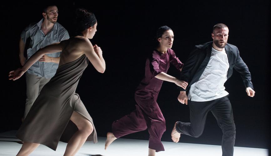 Equilibrio Dinamico Dance Company In Suite Escape Di Riccardo Buscarini Foto Di Stefano Sasso (3)
