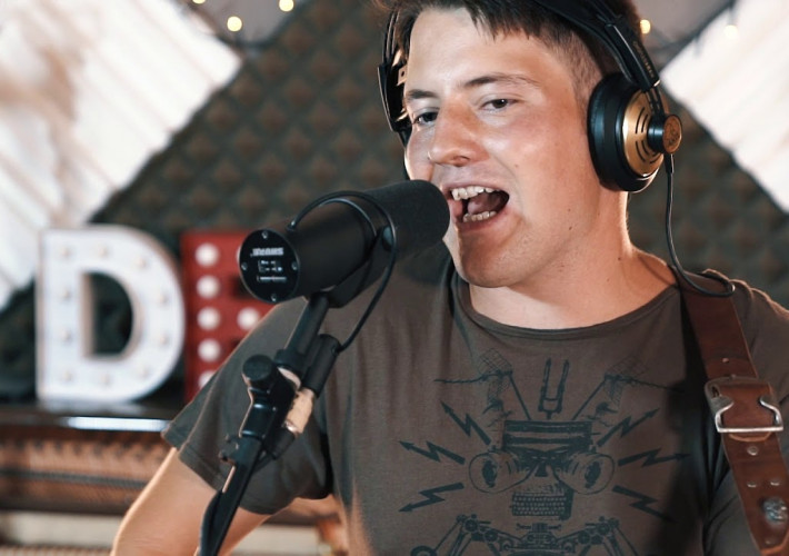 Istinto e potenza: il Black Rebel Sound di Isak Suzzi
