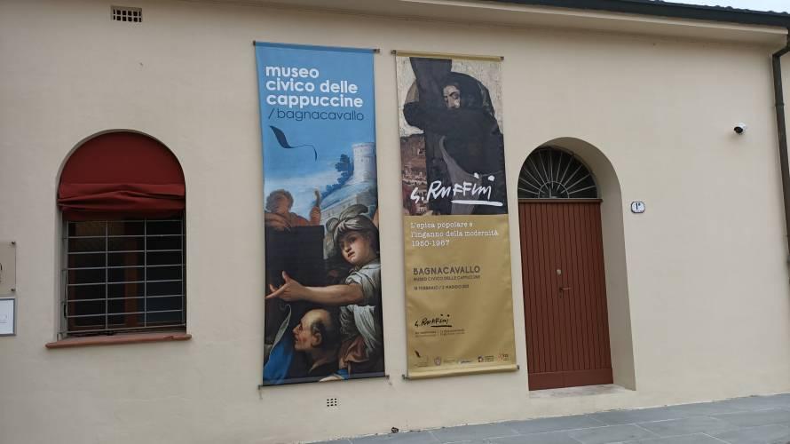 Museo Civico Delle Cappuccine Bagnacavallo