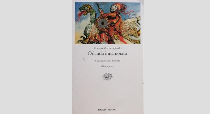 Orlando Innamorato Einaudi