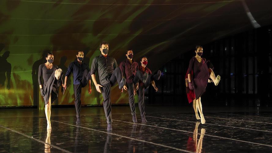 Balletto Dell'Opera Di Roma In Vivaldi Suite Di Michele Merola Foto Di Yasuko Kageyama