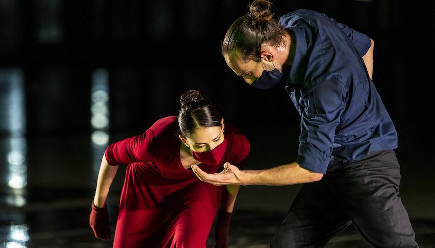 Balletto Dell'Opera Di Roma Annalisa Cianci E Claudio Cocino In Vivaldi Suite Di Michele Merola Foto Di Yasuko Kageyama