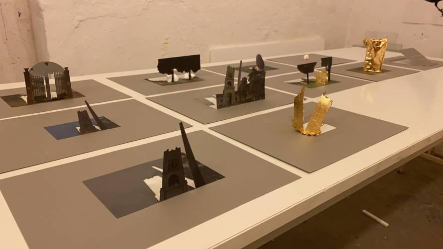 Gianni Moretti,Progetto Per Un Monumento, E Se Non Potrò Dimenticarti Almeno Non Ti Incontrerò Più,2021