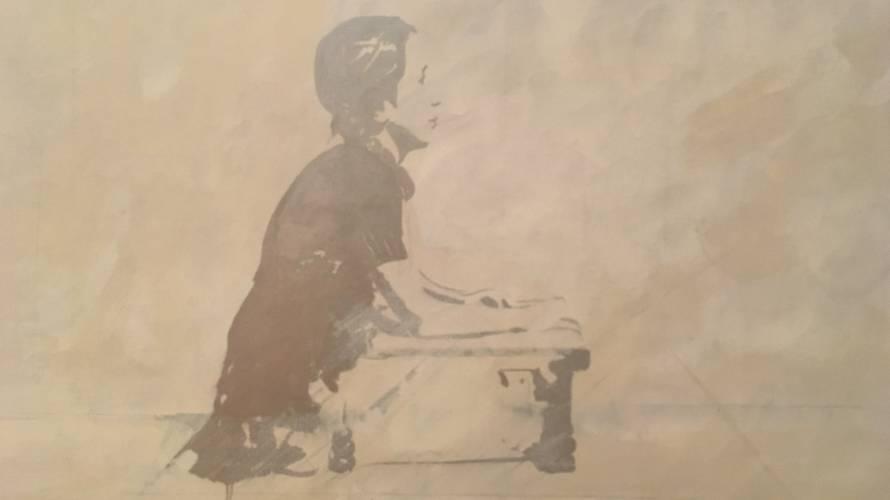 Giosetta Fioroni, Autoritratto A Nove Anni, 1966, MAMbo