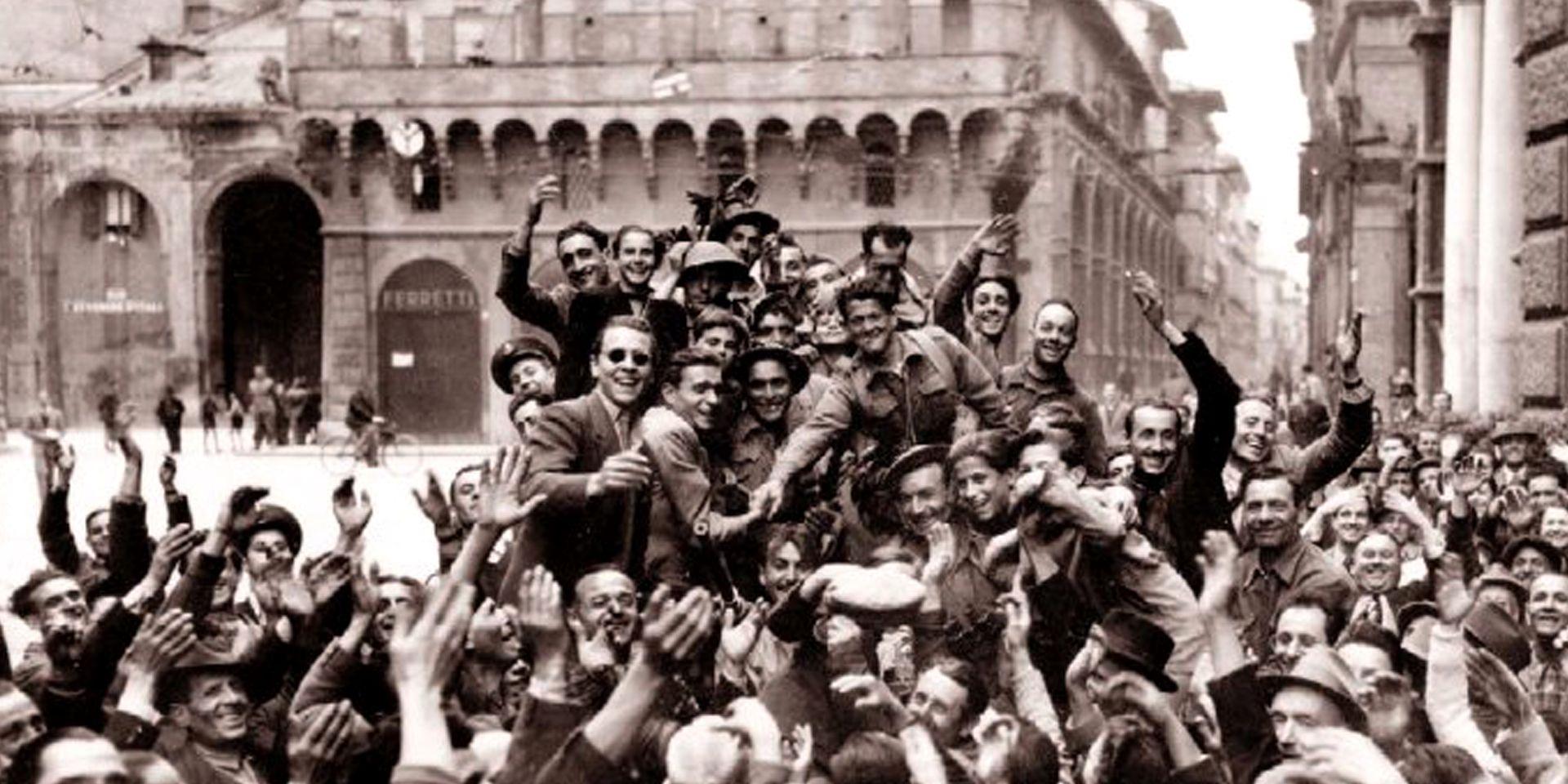 Liberazione di Bologna, 21 aprile 1945