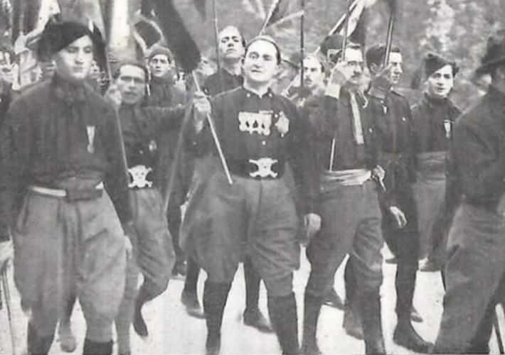 Bologna ai tempi del fascismo. 3. Dalla marcia su Roma all'omicidio di Anteo Zamboni