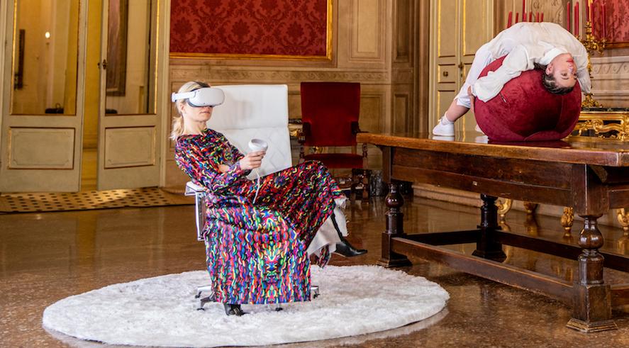 Ateliersi La Mappa Del Cuore In VR (SalaRossa03) Foto Di Margherita Caprilli