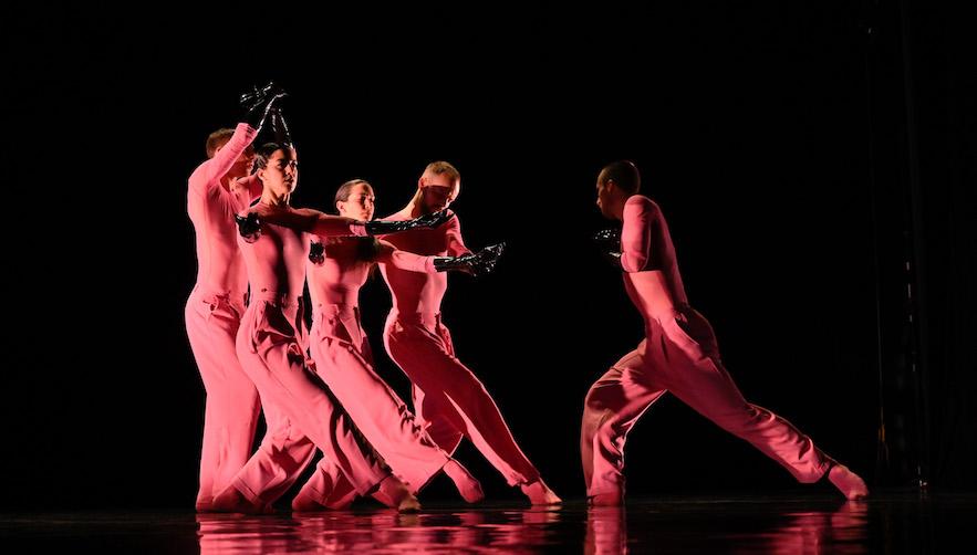 Aterballetto In Preludio Di Diego Tortelli Foto Di Celeste Lombardi