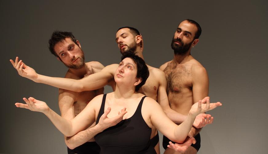 Graces Di Silvia Gribaudi Foto Di Matteo Maffesanti