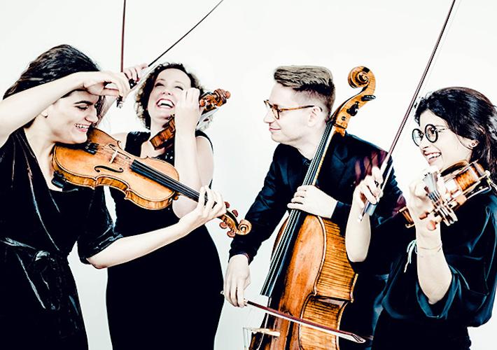 A note spiegate   Chaos  Quartet  Quartetto n. 1   Ligeti