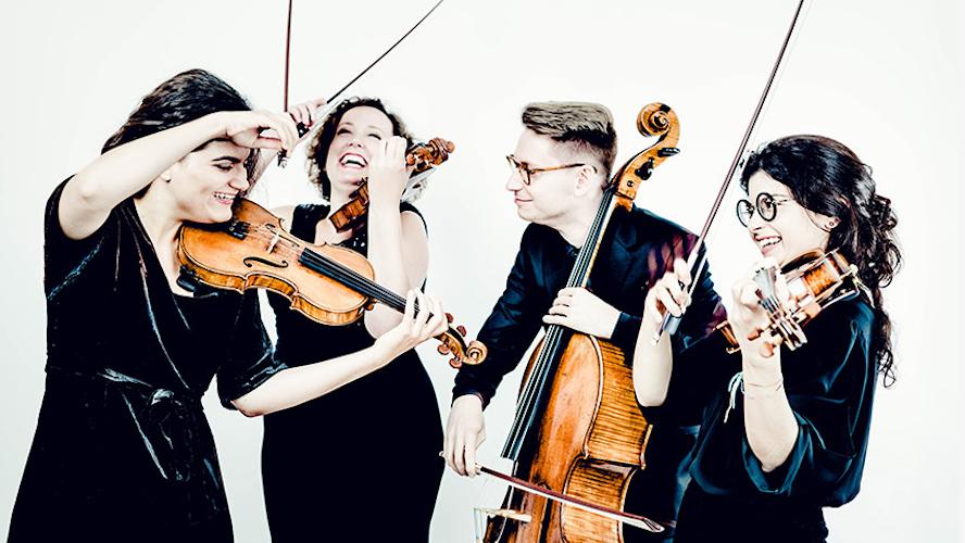 Chaos String Quartet