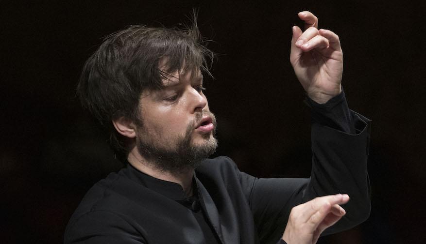 Direttore | Juraj Valčuha Orchestra Del Teatro Di San Carlo