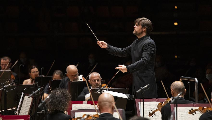 Valčuha E Orchestra Tcbo D4 3904 ©AndreaRanzi (Casaluci Ranzi)