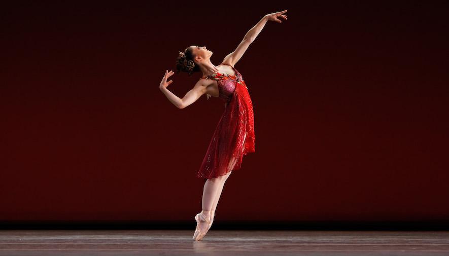 Ashley Bouder, Principal Dancer Del NYCBallet