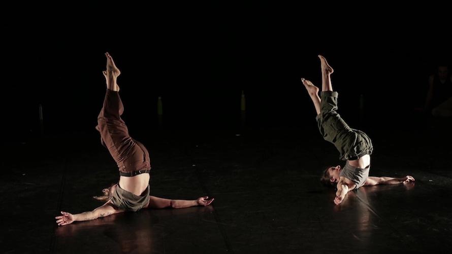 Compagnia Petrillo Danza In Powder Di Loris Petrillo (1)