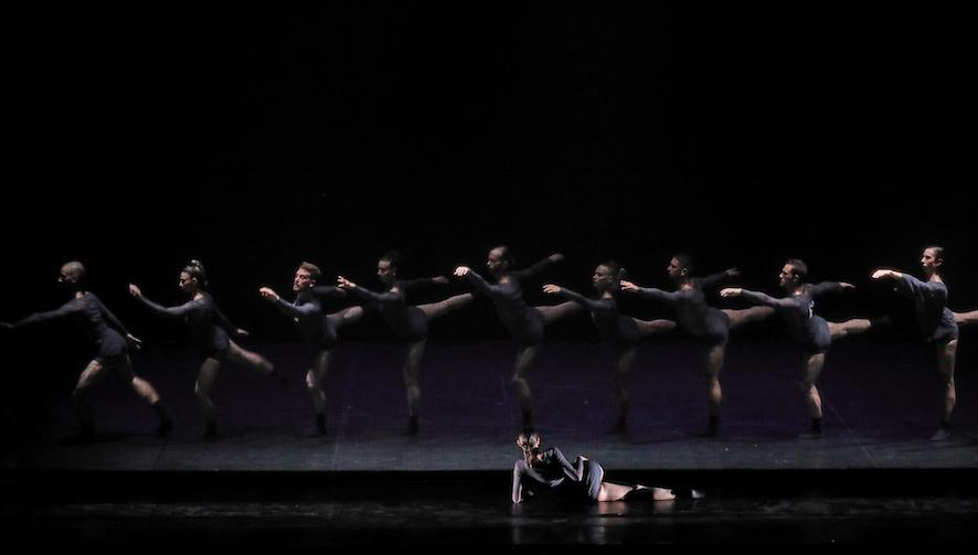 Nuovo Balletto Di Toscana In Bayadère Il Regno Delle Ombre Di Michele Di Stefano Foto Di Roberto De Biasio (1)